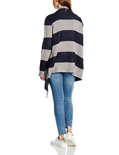 navy Multicolore Jeans Donna Blazer Poncho Tommy T0Uq1aw