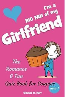 I'm a BIG FAN of My Boyfriend  The Romance & Fun Quiz Book
