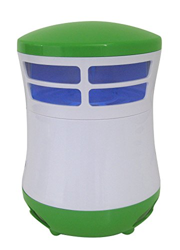 Unilution Inc. 75369 The Bug Catcher Indoor/Outdoor LED Insect Mosquito Trapper, Green