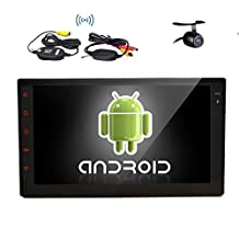 """Android 4.2 7""""inch ALL-Touch Tablet Double Din 3G-Wifi Car GPS Navigation DVD..."""