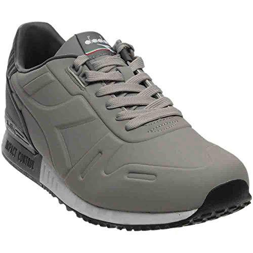 Diadora Unisex Titan N II Ash/Steel Gray Athletic Shoe