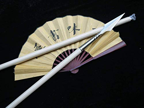 Loong sword Handmade Spear,Spears(Stainless Steel,Wax Rod) Chinese Martial Arts Equipment