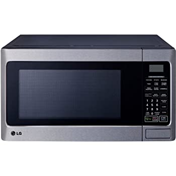 Amazon Com Lg Lcs1112st Countertop Microwave Oven 1000