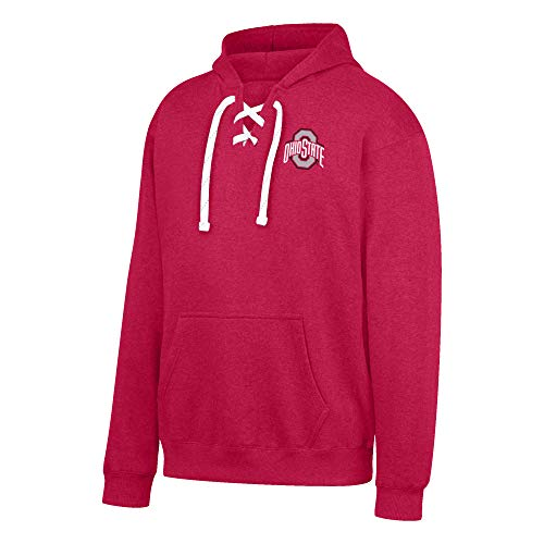 196d9b15e534b Elite Fan Shop Top of The World NCAA Men s Team Color Laced Up Hoodie