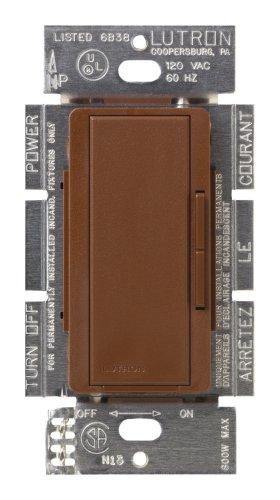 Lutron MSC-AD-SI Maestro 600-Watt Accessory Dimmer Sienna