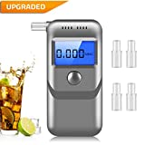 Best Breathalyzers - Breathalyzer, Portable Digital Breath Alcohol Tester, Professional-Grade Accuracy Review