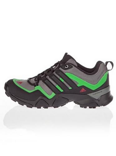 Adidas Schuh Terrex Swift X greey/black/green