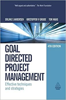 Book Goal Directed Project Management: Effective Techniques and Strategies