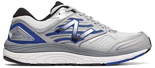 New Balance Men's 1340v3 Running Shoe, White/Blue, 10.5 4E US (Best Price Mens New Balance 846)