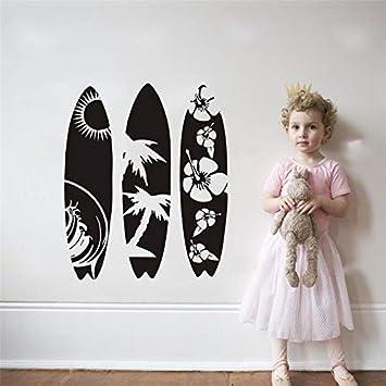 Mar deporte tatuajes de pared nuevo diseño de tabla de surf ...