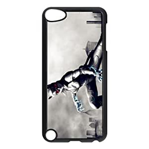 JS-2 Game Arkham City Catwoman Black Print Hard Shell Case for iPod Touch 5th