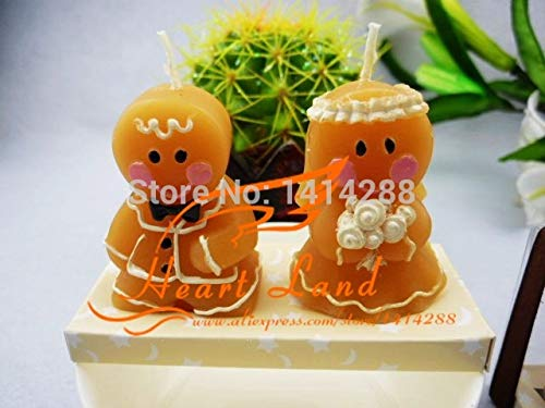 Pumpkin Man Candles Decoration Candle Kid Birthday Party Wedding Baby Favors Gifts 6Pcs D - 1948
