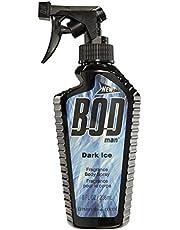 BOD Man Dark Ice Fragrance Body Spray - 236 ml - 2725209453751