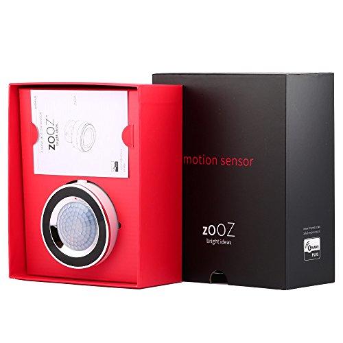 Zooz Z Wave Plus Motion Sensor