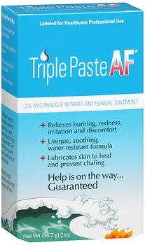 Triple Paste AF Antifungal Ointment - 2 oz, Pack of 4