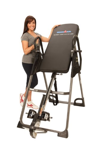 400 Inversion Tables (IRONMAN High Capacity Gravity 3000 Inversion Table, 350 lbs)