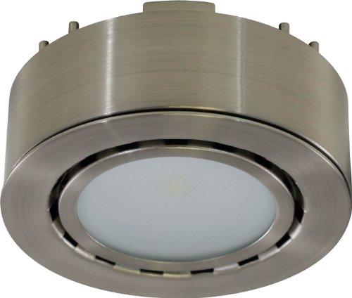 Liteline UCP-LED1-MN LED Puck Light, 12V, Matte -