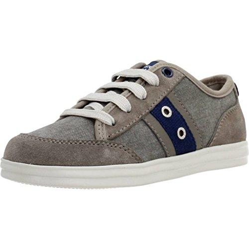 Zapatillas para ni�o, color marr�n , marca GEOX, modelo Zapatillas Para Ni�o GEOX J ANTHOR BOY Marr�n marr�n