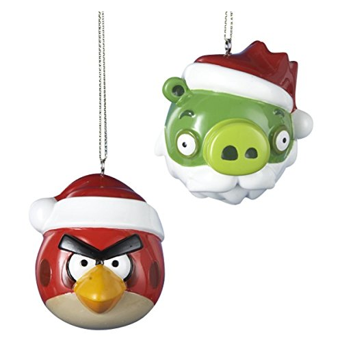 Angry Bird Christmas Ornaments - Angry Birds Ornament