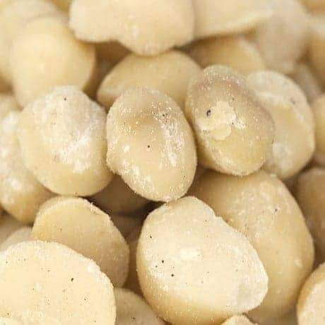 Macadamia Nuts Bulk Raw Unsalted Macadamias 10 Pound Wholesale Value Box