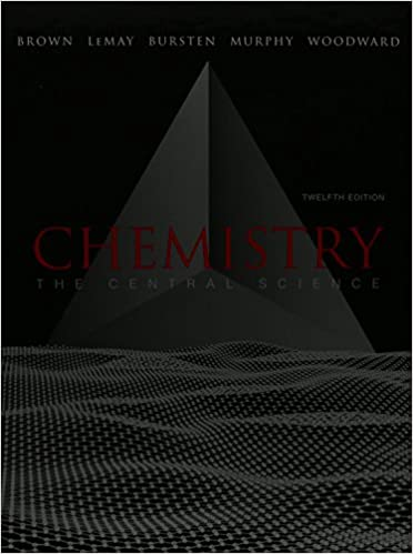 Edition pdf 12th chemistry the central science