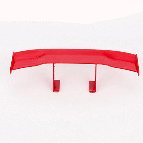 6.7inch Universal Car Tail Wing Carbon Cheap Spoiler Mini Auto Fiber Decoration ,Tuscom ()