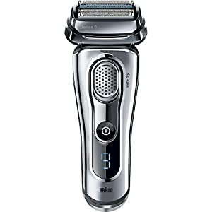 Braun Series 9 9093s Wet and Dry Waterproof Foil Shaver for Men, Electric Men's Razor, Razors, Shavers, Cordless Shaving System
