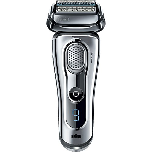 Price comparison product image Braun Series 9 9093s Wet and Dry Waterproof Foil Shaver for Men