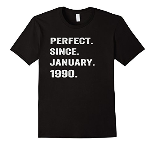 Perfect Since January 1990 28th Years Old 28 Birthday - January 28 Holiday