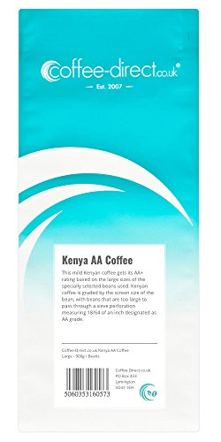 Coffee Direct Kenya AA Coffee Beans 908 g