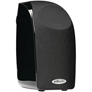 Polk Audio TL 1 Satellite Speaker (Each, Black)