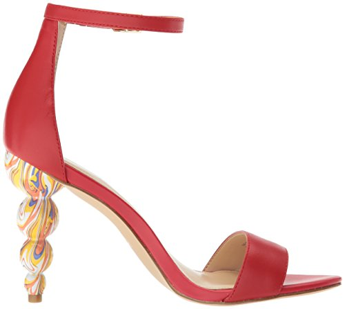 Spanish Heeled Sandal The Red Katy Women Tabitha Perry 7Y1I1q
