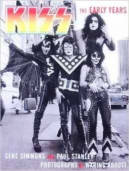 Kiss Paul Stanley (KISS: The Early Years)