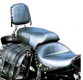 Mustang One-Piece Wide Vintage Touring Seat 76641