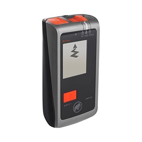 Mammut Barryvox 2017 Avalanche Beacon,Black,One Size by Mammut