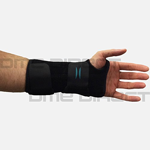5818R Orthosis Wrist Modabber Perforated Neoprene Standard Right Blk Part# 5818R by Hely & Weber Qty of 1 (Removable Splint)