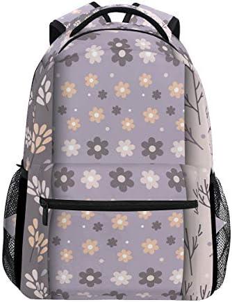 フローラルアートカジュアルバッグ リュック リュック ショルダーバッグ 流行 おしゃれ 人気 ラップトップバッグ こども 通勤 通学