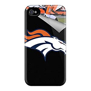 High Quality Phone Covers For Iphone 6plus With Support Your Personal Customized Vivid Denver Broncos Series AnnaDubois