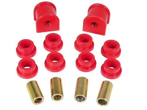 Prothane 99-01 Jeep Grand Cherokee Rear Sway Bar Bushings - 9/16In - Red By Jm Auto Racing (1-1114)