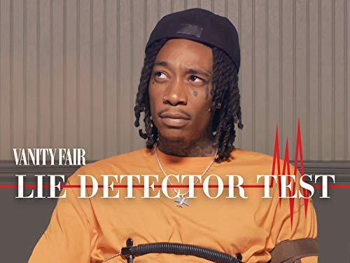 Wiz Khalifa Takes a Lie Detector Test