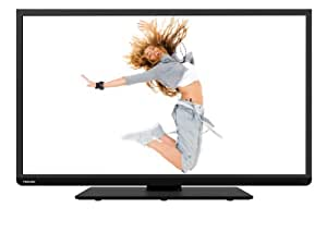"Toshiba 32L3433DG - Televisor LED (81.28 cm (32"") Smart Cloud TV, WiFi, Full HD, 1920 x 1080 Pixeles, Analógico y Digital, NTSC, PAL, SECAM, DVB-C, DVB-T, 200 Hz AMR) negro"