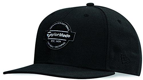 taylormade-new-era-9fifty-flux-cap-black