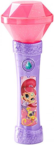 Fisher-Price Nickelodeon Shimmer & Shine, Shimmer Genie Gem Microphone