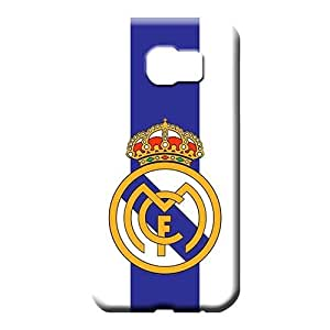 samsung galaxy S7 Shock-dirt Awesome Protective phone cover case Real Madrid FC soccer club logo