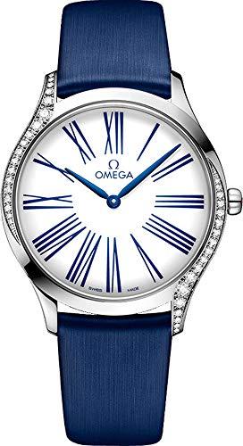 Omega DeVille Tresor Diamond Women's Watch 428.17.36.60.04.001