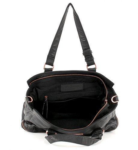 FREDsBRUDER Signature Personality Bag Black/Rose Gold