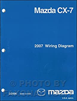 on 2011 mazda cx 7 stereo wiring diagram