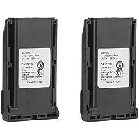 2x Masione 7.4V 2200mAh Li-ion BP-232N Replacement Battery for Icom IC-F14 IC-F24 BP-230 BP-231