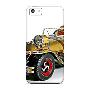 DaMMeke BEeyNDu1928NUOKv Protective Case For Iphone 5c(ivo Caprinos Il Tempo Gigante)