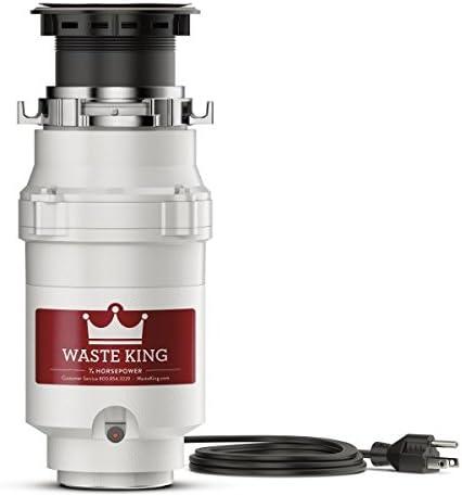 Waste King L 111 Garbage Disposal With Power